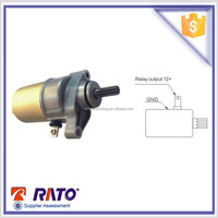 Motorcycle starter motor starting motor for engine