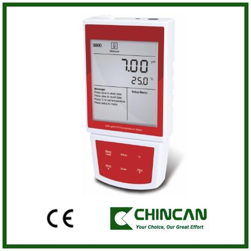 2 Points Calibration Bante220 Portable pH meter, mv meter with the best price