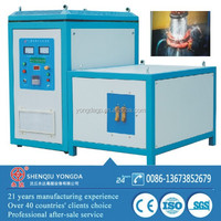 High quality low price induction heat hardening machine