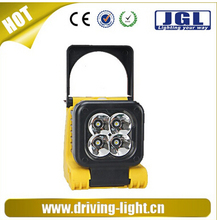 12W rechargeable emergency light car repair lamp 12w led work light
