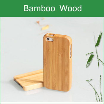 2017 new arrival bamboo wood phone case wooden cell phone case for iphone7 case