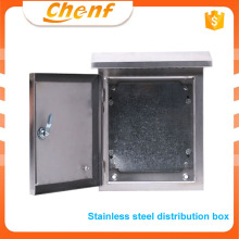 IP65 explosion proof outdoor stainless steel enclosure metal terminal junction box