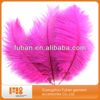 High Quality Natural Ostrich Feathers,Dyed Ostrich Feather for Wedding Decoration