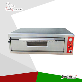 2017 new PK09 PERFORNI professional design electric 380V pizza deck oven