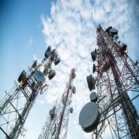 Most popular newly design galvanized steel Mobile antenna communication/telecom/telecommunication/beer tower pole