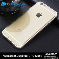 Wholesale tpu case for iphone 5,for iphone 6 case silicone clear