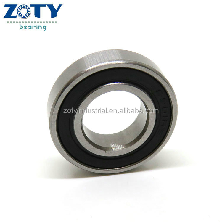 Rubber Sealed Ball Bearing Miniature Bearing 6901-2RS with Size 12x24x6mm