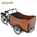 Large capacity electric cargo bike to Carry Kids