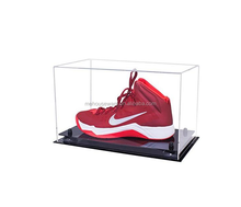 High-end clear acrylic shoe box sneaker display box