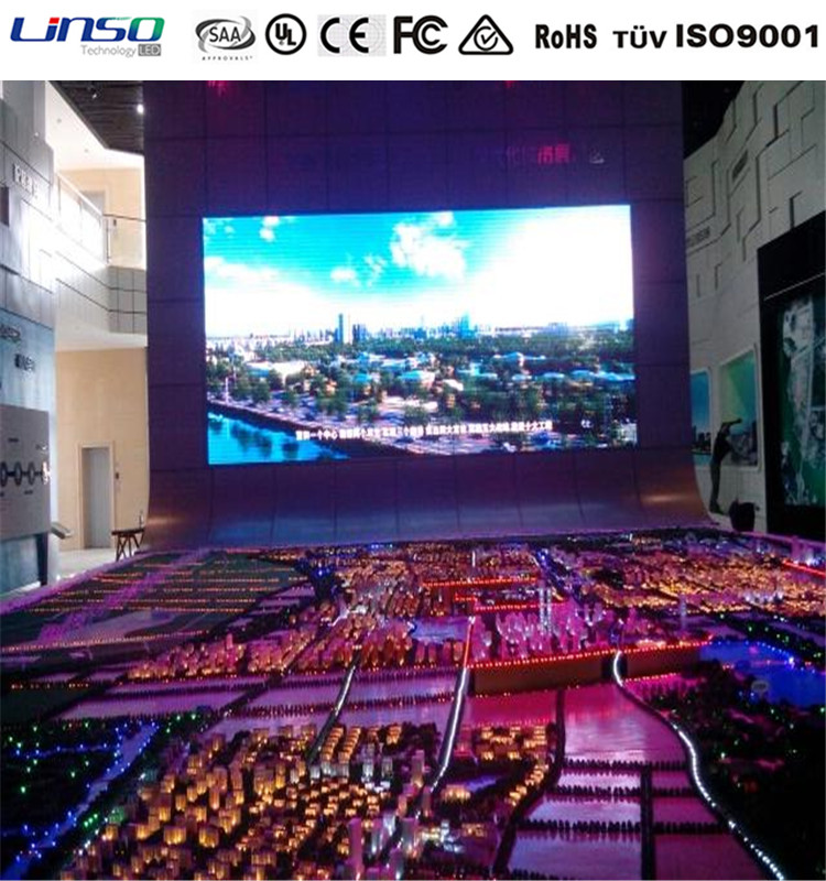 New promotion high refresh led rental screen