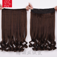 Hot Sale High Quality Synthetic Wigs Curly Hair Pieces