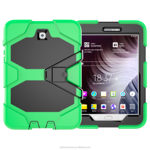 Military duty anti-drop full body shield dustproof case for Galaxy Tab S2 8.0 protective tablet sleeve