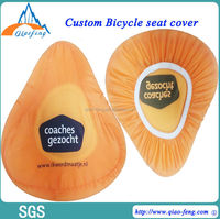 Waterproof promotional pvc bicycle seat cover children bicycle