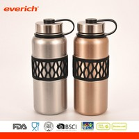2017 Private Label Water Bottle Stainless Steel Vacuum Insulated Stainless Steel Water Bottle Double Wall Bottle