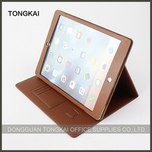 11 inch brown pu leather tablet accessories universal case