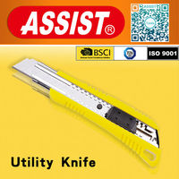 stock 18MM Plastic Snap Off Cutter Knife