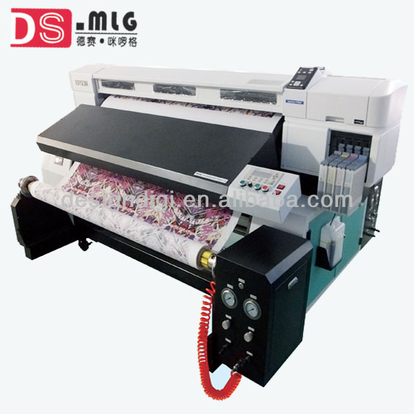 digital textile fabric printing machine for Taffeta Fabric printing
