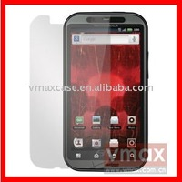Screen shield for MOTO Droid Bionic XT865 verzion