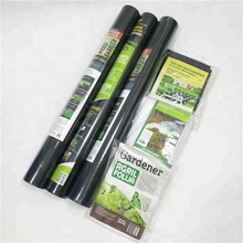 Nonwoven Polypropylene Weed Barrier Landscape Fabric 50gsm 1mx100m
