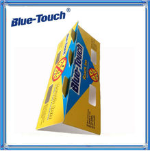 Blue-Touch brand Insect killer Cardboard cockroach Non-poison glue trap cockroach insect killer