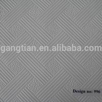 Brand New Pvc Laminated Gypsum Board