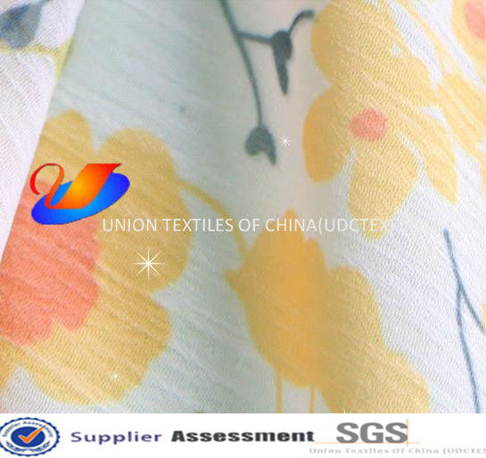 printed mesh fabric knitted fabric