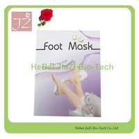 baby feet care beauty peeling socks and whitening foot mask