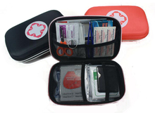 Hot travel first aid waterproof healthy emergency disaster survival kits