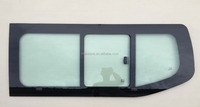 Rear sliding glass window for 2014 TOYOTA Hiace van for South Africa market