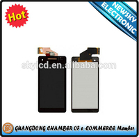 hot selling original repair parts for sony xperia v lt25 lcd