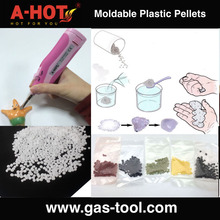 Low Melting Point Remelted Friendly Plastic with Diy Tool