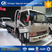 Good performance JAC 4x2 small cargp transport 2 , 3 , 5 , 6 , 10 ton light duty lorry trucks