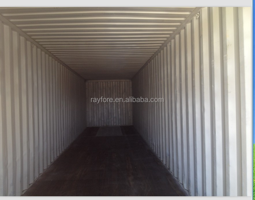 Shanghai 20ft used shipping container 40ft dry used container
