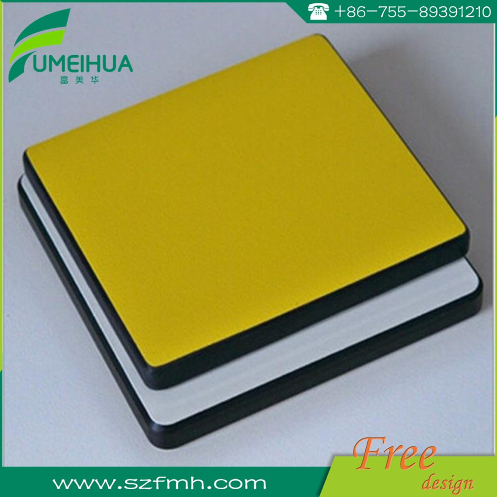 high density durability laminate board hpl furniture