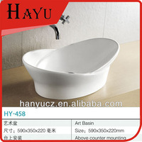 HY-458 Vanity bathroom double sink countertop