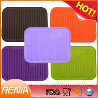 RENJIA heat resistant table pads heat resistant table mats heat resistant silicone table mat