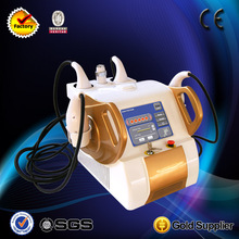Big sale 7 in 1 ultrasonic lipolysis side effects with vacuum rf system (CE,ISO,BV,SGS)
