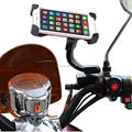 Universal Bike Bicycle Motorcycle Handlebar Cell Phone Mount Holder Support For for iPhone 7 6s Plus Samsung Galaxy S7 Edge