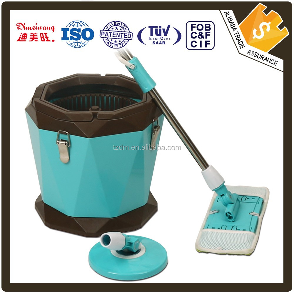 super Cleaning Microfiber 360 spin magic Chenille mop without pedal