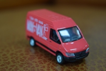 Professional toy van 1:87 With Good Quality