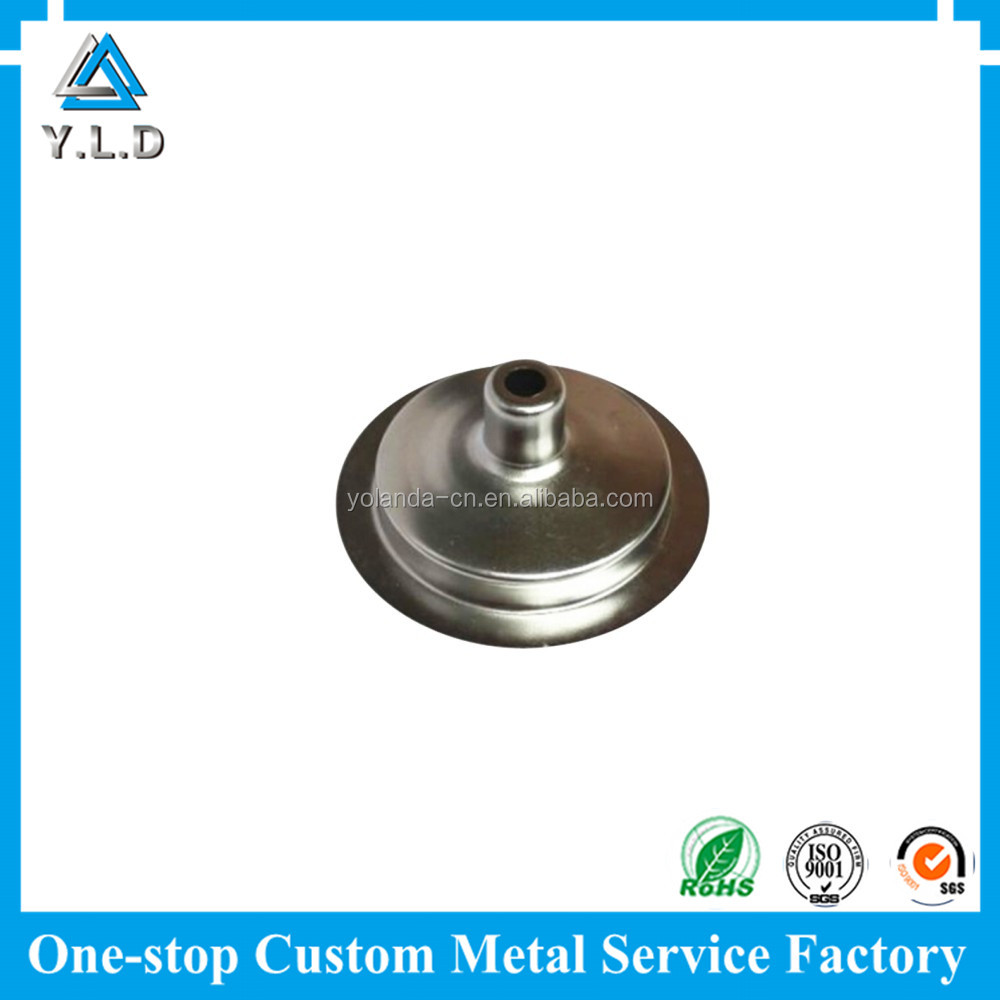 Sheet Metal Fabrication Factory Deep Drawn Stamping Stainless Steel Milk Tea Machine Components Customized