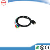 vga 15pin to 4pin S-video 3 /4rca cable