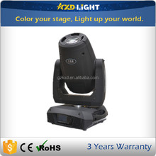China Beam Spot Wash 3 in 1 sharpy Moving Head Light