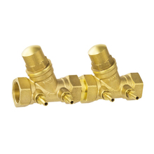 Brass Automatic reflux arrester Antifouling isolation valve high quality isolation valve