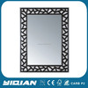 Modern design hot sell plastic bathroom mirror set