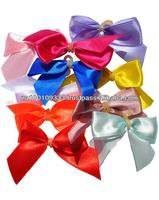 Multicolour Hair Bows for dogs - 100 pcs canister