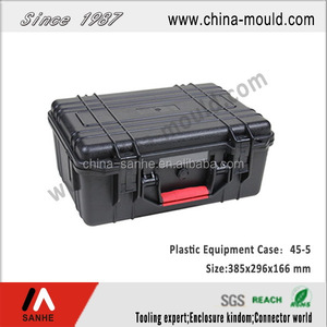 High Impact waterproof plastic case