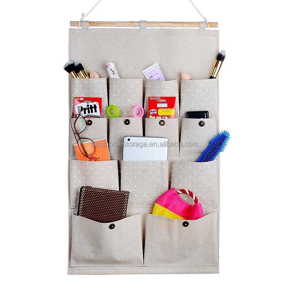 Home over the door or wall hanging shoe organizer sundries for Door organizer