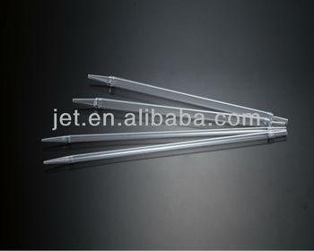 Laboratory Disposable Aspirating Pipets without Graduated