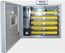 High hatching rate automatic Chicken egg incubator /Egg hatching machine price +86-15864187972